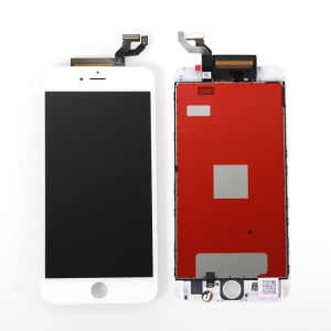 LCD with Digitizer Assembly for iPhone 6s White After Market pictures & photos