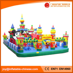 Outdoor Giant Inflatable Toys Moon Bouncer for Amusement Park (T6-023) pictures & photos