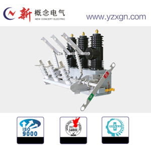 Permanent Magnetic Maintenance Free High Voltage Vacuum Circuit Breaker pictures & photos