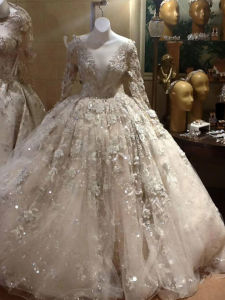 New Arrival Princess Wedding Dress Under 150USD pictures & photos