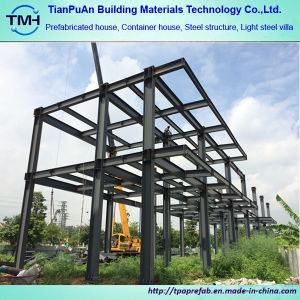 Building Material Steel Structure House for Workshop/Warehouse pictures & photos
