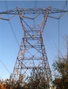 High Quality Galvanized Transmission Tower pictures & photos
