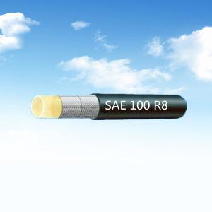 "SAE 100 R8 1/2 ""Aramid Fibre Braided Resin Hose for Aviation Spaceflight pictures & photos"