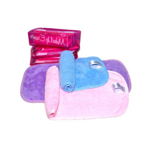 Reusable Soft Microfiber Makeup Remover Towel pictures & photos