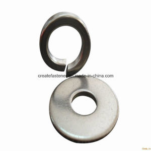 Flat Washers for DIN125A/DIN9021/ASME B18.22.1 Washers pictures & photos