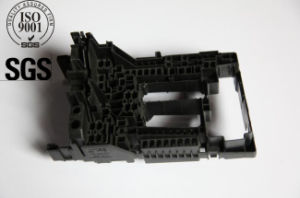 Black Color OEM PP Plastic Covering Parts pictures & photos