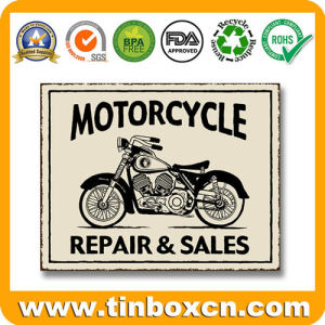 Metal Advertising Board, Writing Board, Tin Board, Tinplate Tin Sign pictures & photos