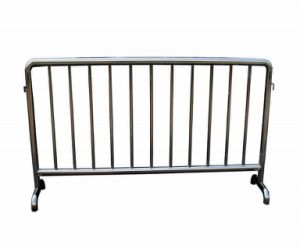 Portable Concert Events Metal Crowed Control Barrier/Temporary Fencing pictures & photos