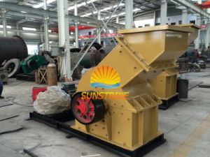 Rock Crusher for Small Capacity Stone Crushing Machine