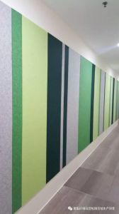 Building Material Decorative Ceiling Acoustic Panel pictures & photos