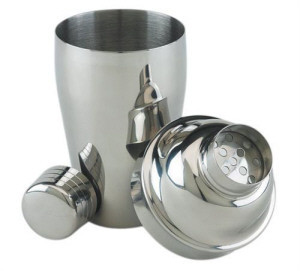 Stainless Steel Cocktail Shaker (WS-001) pictures & photos