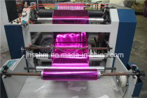 Ribbon/Tape/BOPP/Non Woven/ Paper Slitting and Rewinding Machine pictures & photos