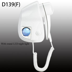 Wall-Mounted Hair Dryer Hotel Hair Dryer Electrical Appliance Hotel Supply pictures & photos
