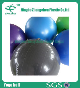 Eco-Friendly PVC Yoga Ball Direct Selling pictures & photos