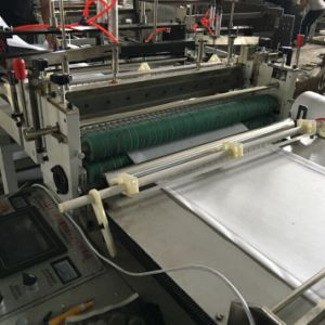 Computerized Non Woven Fabric Roll to Sheet Cutting Machine pictures & photos