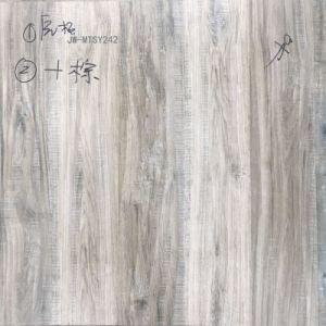 600*600mm Wooden Look Rustic Glazed Bathroom Kitchen Ceramic Floor Tile pictures & photos