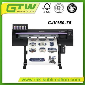 Mimaki Cjv150-75 Large Format Printer for Stickers and Labels Printing and Cutting pictures & photos