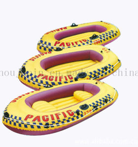 OEM PVC Inflatable Fishing Life Canoe Raft Kayak pictures & photos