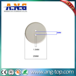ISO/IEC 18000-6 UHF PPS Button Laundry Tag pictures & photos