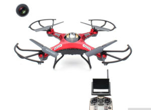 GPS RC Quadcopter Camera RC Drone with 5.8g Fpv