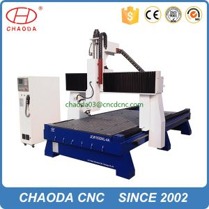 Advertising Foam Wood Carving Machine 3D Moulds Engraver pictures & photos