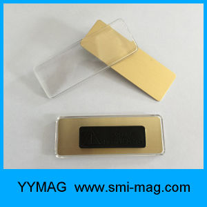 High Quality Name Badge Magnet Neodymium Nametag Magnets pictures & photos