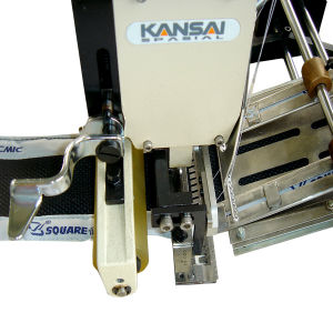 Mattress 3D Border Zipper Stitching Quilting Machine pictures & photos