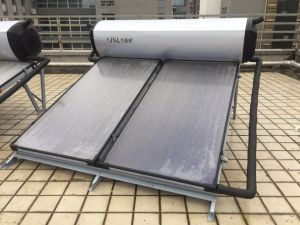 Non-Pressurized Flat Plate Solar Water Heater pictures & photos
