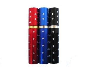 Yt-1112 Lipstick Strong Light Stun Gun/ Taser /Electric Shcok Flashlight pictures & photos
