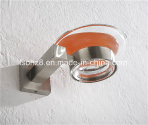 Durable Bathroom Accessories Stainless Steel Single Soap Dish Holder (Ymt-2602) pictures & photos