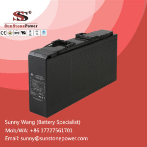 12V 150ah Front Terminal Sealed Lead-Acid Battery pictures & photos