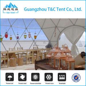 Large Plastic Waterproof Potable Fiberglass Dome House Tent for Party Banquet pictures & photos