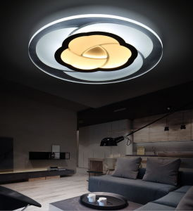 2017 Festival Flower Acrylic LED Modern Ceiling Lights pictures & photos