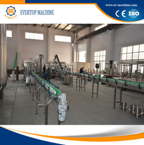 Factory Price Automatic Glass Bottle Filling Machine Long Life pictures & photos