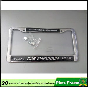 2016 New Hot Sale Cute License Plate Frames pictures & photos