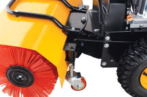 6.5HP Snow Sweeper Gasoline Power pictures & photos