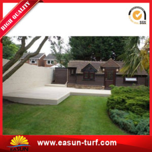 Synthetic Artificial Grass for Garden and Landscaping pictures & photos