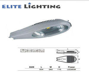 Waterproof High Output Cobra Head LED Street Light pictures & photos
