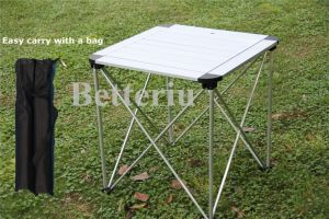 Portable Aluminum Camping Cooking Table pictures & photos