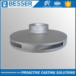 Turbocharger Casting Water Pump Impeller Parts pictures & photos