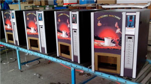 Commercial Standing Coffee Vending Machine F306-Hx pictures & photos
