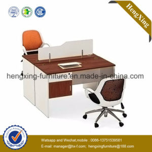 China Customized MDF Wooden Workstation Office Furniture (HX-NCD066A) pictures & photos