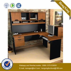 Modern Office Desk Metal Leg Office Furniture (HX-FCD038) pictures & photos