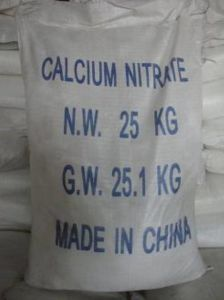 Calcium Nitrate pictures & photos