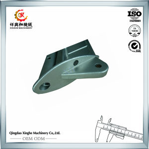 OEM High Pressure Die Casting Aluminum Zl104 with Powdering pictures & photos