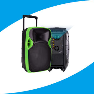 Hot Wholesale Portable Wireless LED Projection Speaker 3D Sound Bar