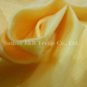 100% Nylon Semi-Dull Ripstop Fabric for Jacket, Down Garment