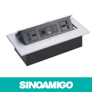 Sinoamigo Sts-200 Table Flip-up Socket pictures & photos