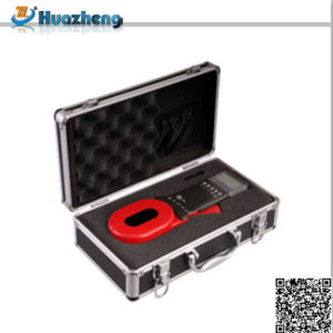 Hzrc2100A+ RS232 High Accuracy Digital Earth Ground Resistance Clamp Meter pictures & photos