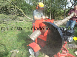 13HP, 700mm Swing Saw/Log Cutter/ Log Bench Saw/Table Saw/Firewood Cutting Saw/Firewood Saw/Circular Saw/Wood Saw /Fire Wood Processor/Log Saw CE pictures & photos